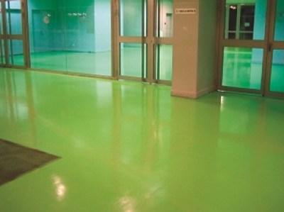 pavimento auto nivelante oficina impapol resin