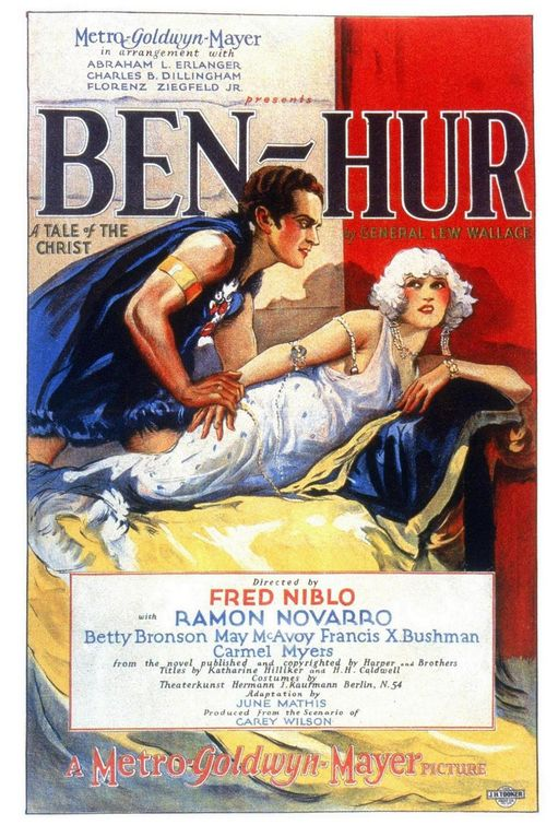 Ben Hur Poster - Click to View Extra Large Image