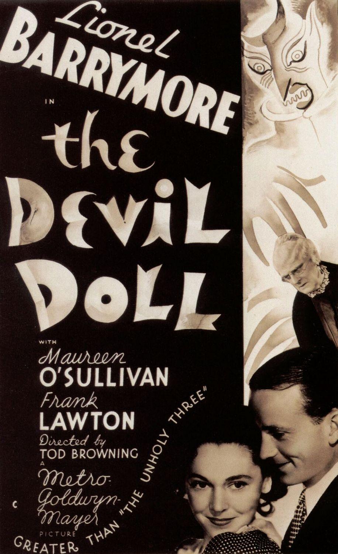 Poster do filme Devil Doll