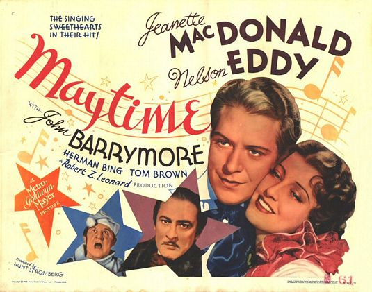Maytime Movie Poster