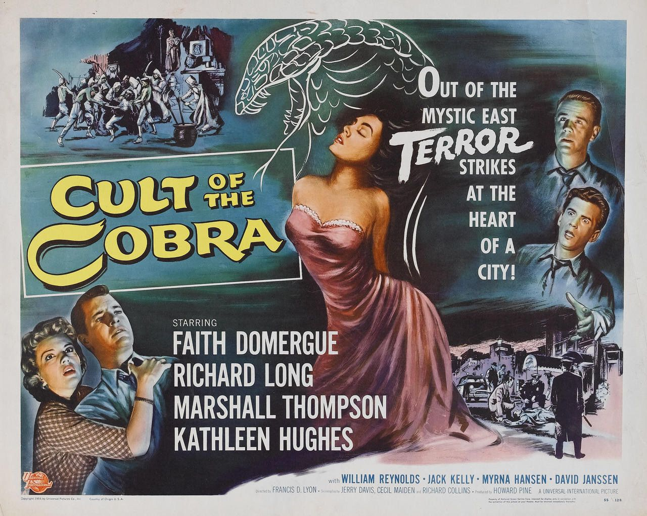 Poster do filme The Cult of Lamia