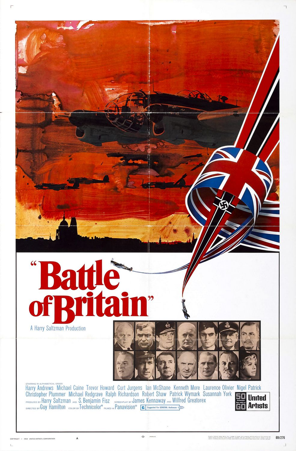 Image result for battle of britain film poster