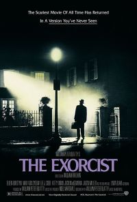Image result for the exorcist poster