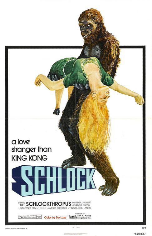 Poster do filme Schlock