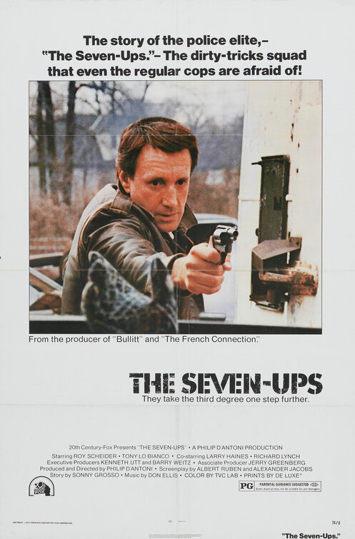 The Seven-Ups Movie Poster