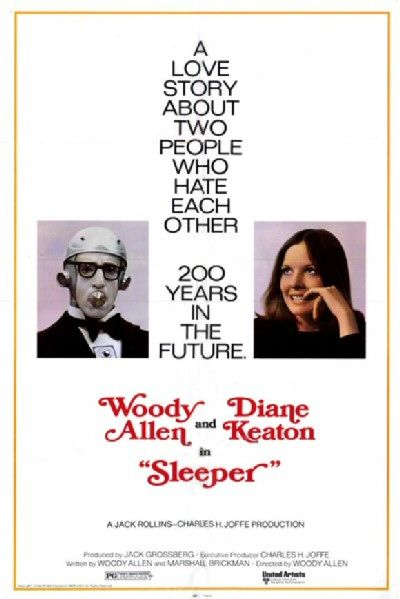 Image: https://i1.wp.com/www.impawards.com/1973/posters/sleeper_ver2.jpg
