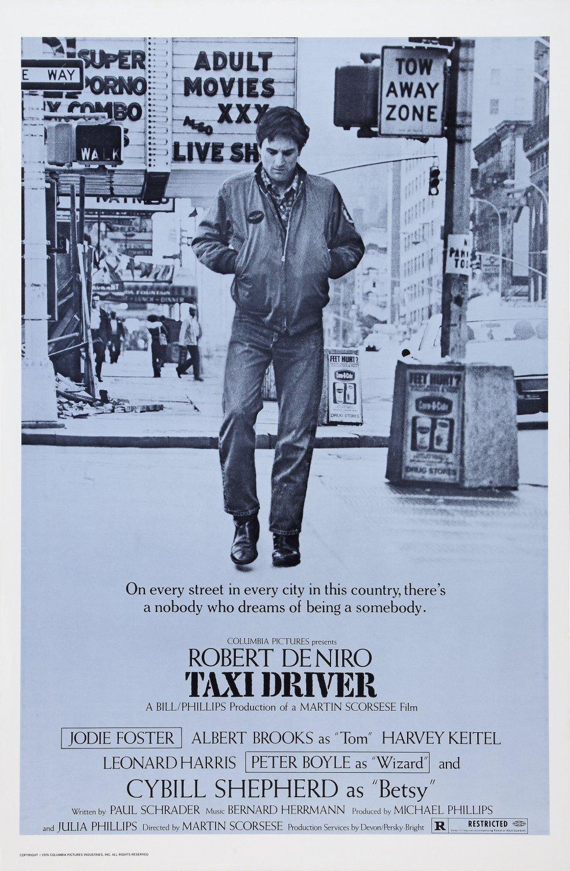 Poster do filme Taxi Driver