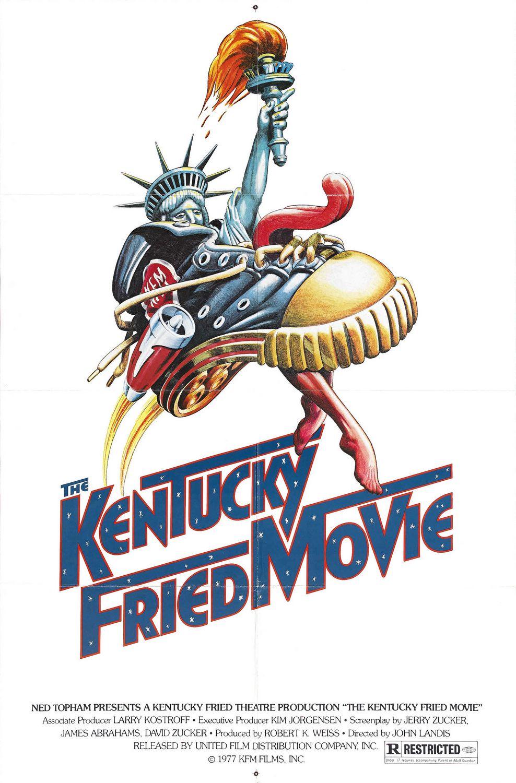 Poster do filme The Kentucky Fried Movie