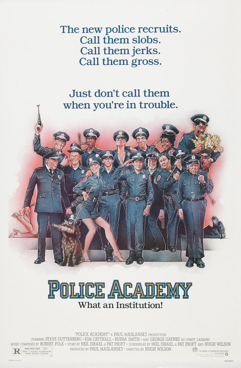 where are they now the cast of police academy return to