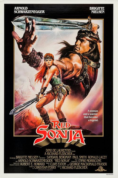 Poster do filme Red Sonja