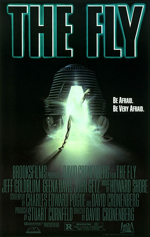 Image result for the fly poster