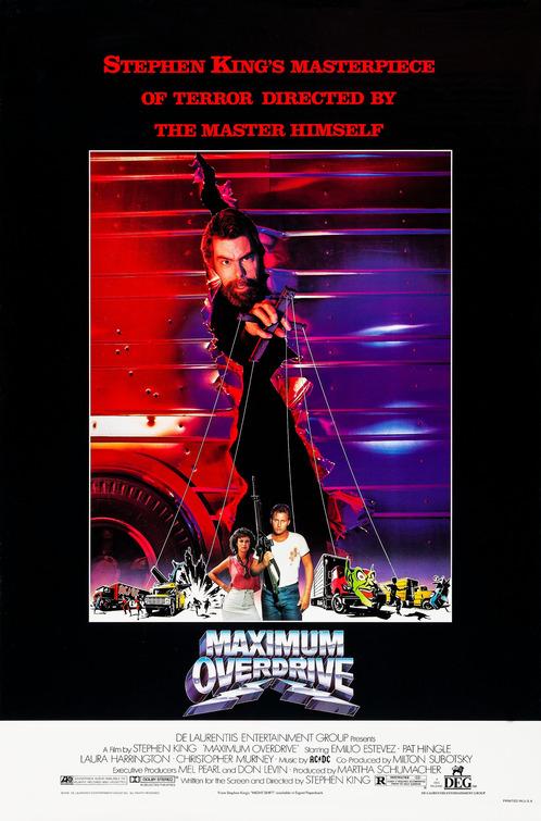 Poster do filme Overdrive