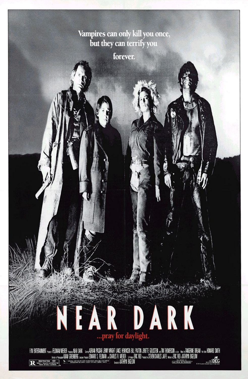 Image result for near dark movie poster