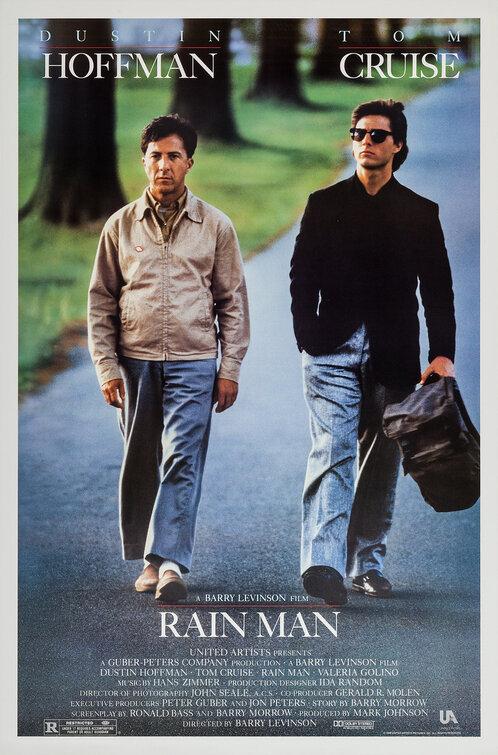 Poster do filme Rain Man