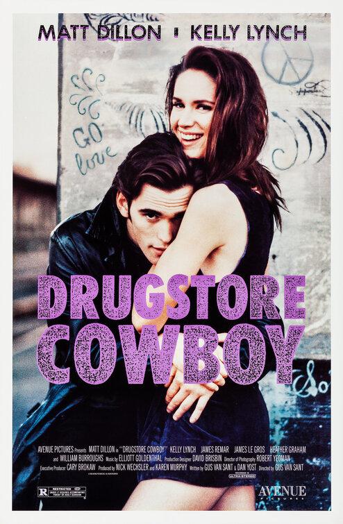 Poster do filme Drugstore cowboy