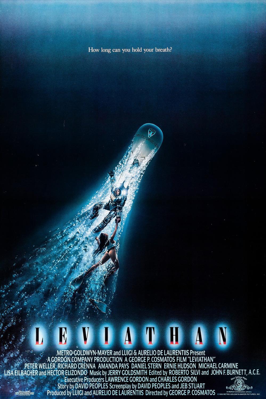Poster do filme The Leviathan
