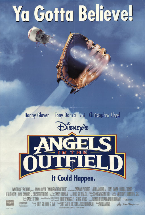 Sports on the Screen I - Angels in the Outfield (1994)