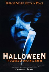 halloween michael myers poster