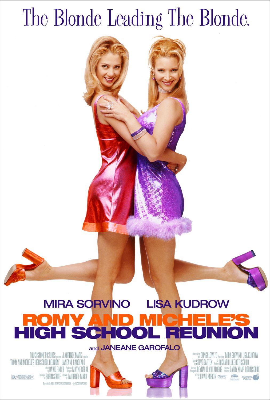 Poster do filme Romy e Michele