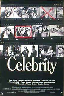 Celebrity 1998 Celebrity Movie Poster