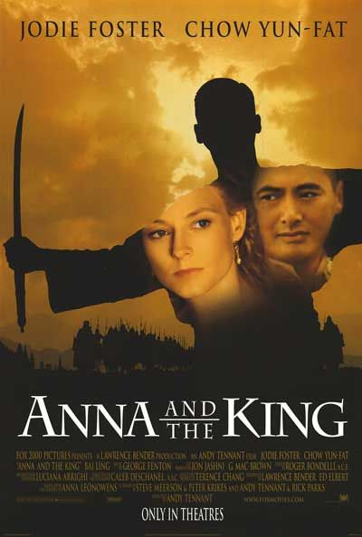 Anna And The King Movie Poster 3 Of 3 Imp Awards