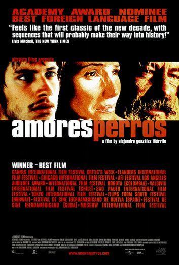 Poster do filme Amores Brutos