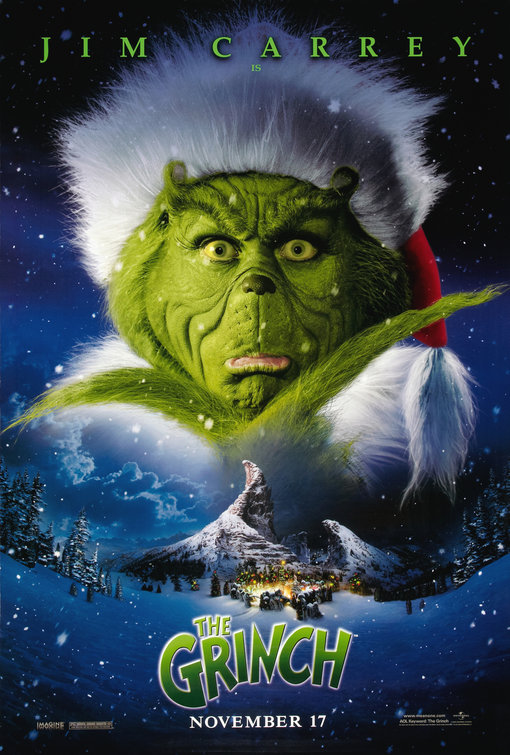 Image result for grinch movie cover