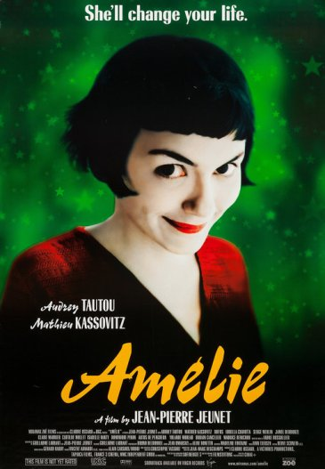 Image result for Amelie movie poster