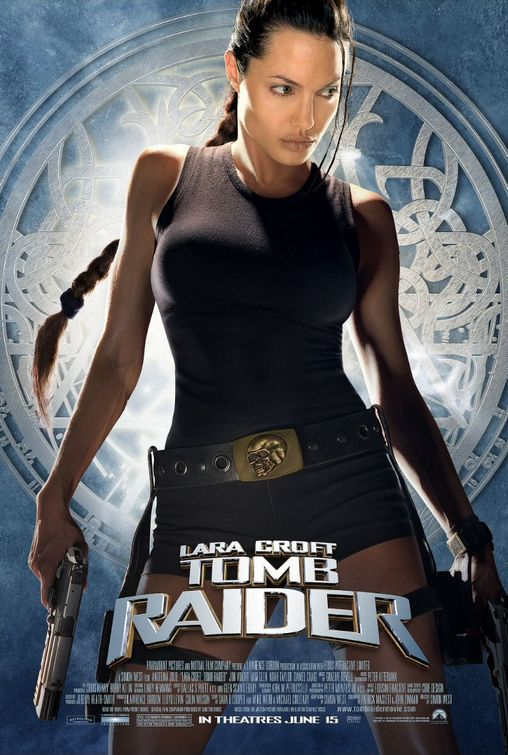 Poster do filme Lara Croft: Tomb Raider