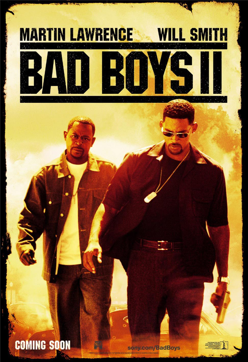 Poster do filme Os Bad Boys