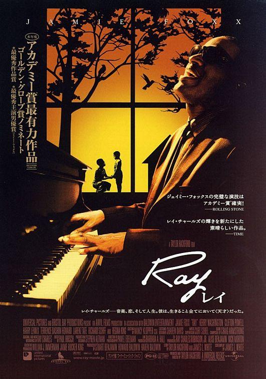 Poster do filme Ray