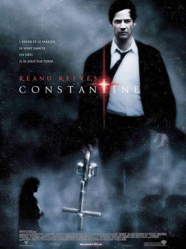 Resultado de imagen para Constantine movie poster
