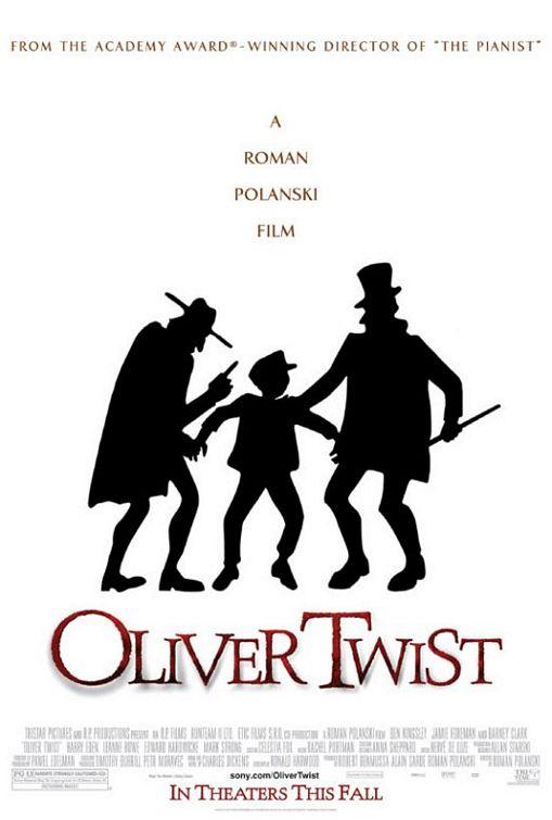 Poster do filme Oliver Twist