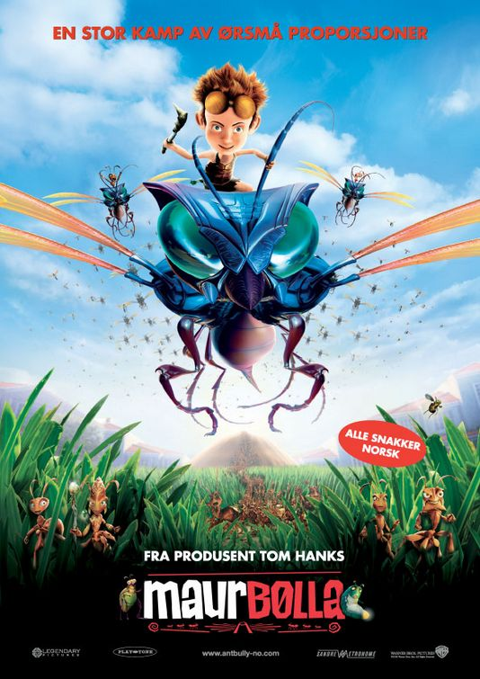 The Ant Bully Movie Poster 8 Of 8 Imp Awards