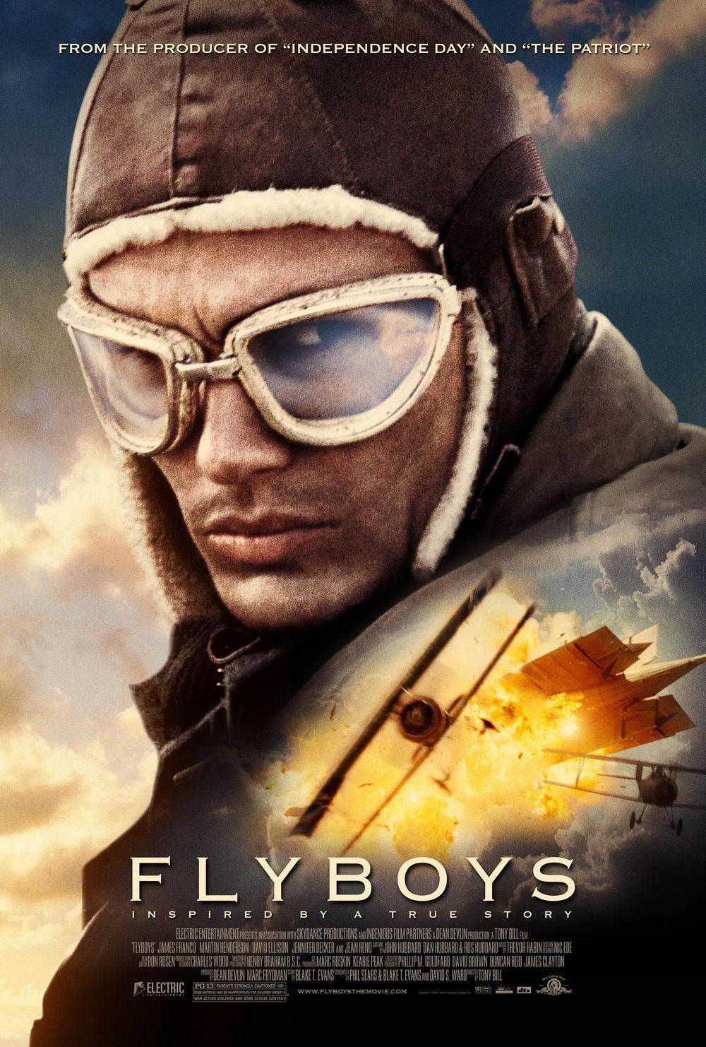 Poster do filme Flyboys