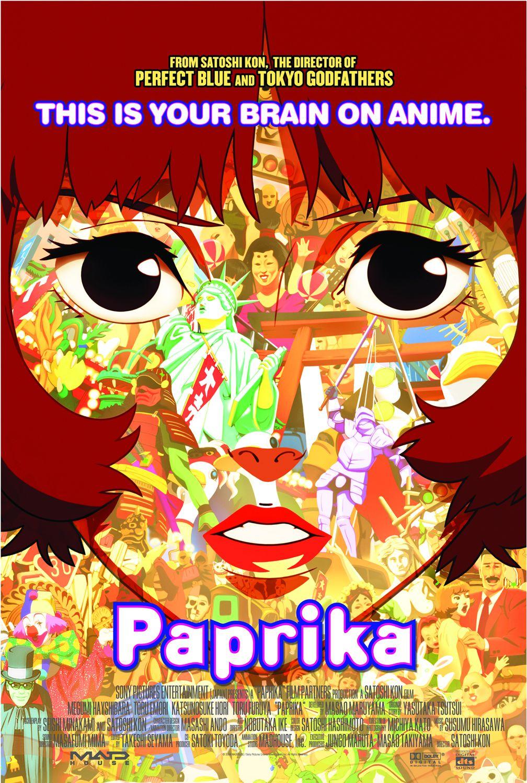 Poster do filme Paprika