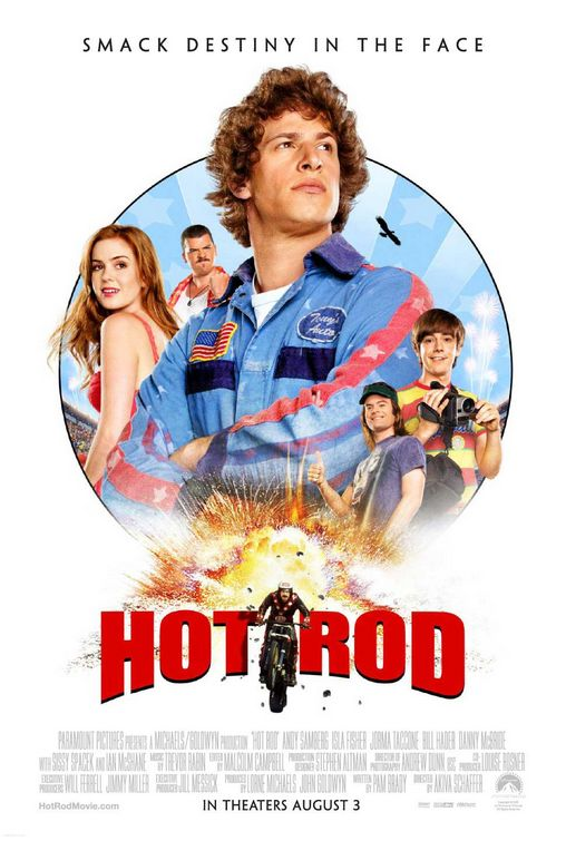 Hot Rod Movie Poster