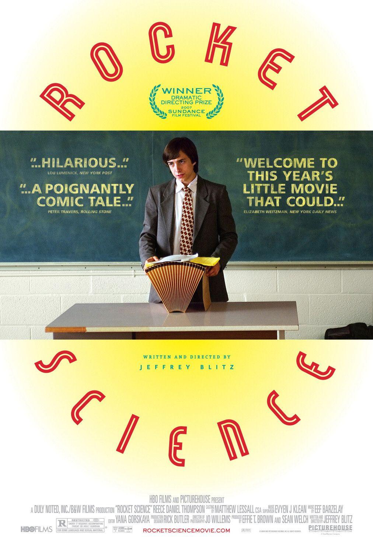 Poster do filme Rocket Science