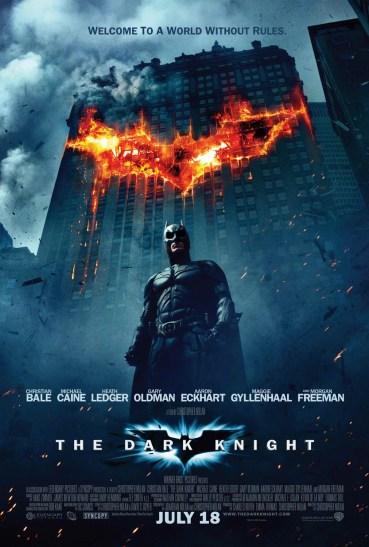 Resultado de imagen para Batman: The Dark Knight movie poster official