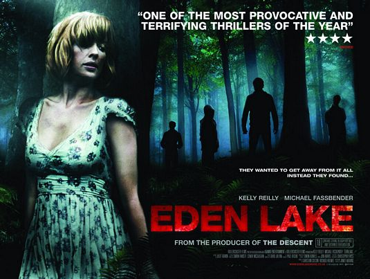 Eden Lake Poster - Click to View Extra Large Image