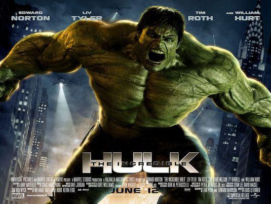 Poster do filme Hulk