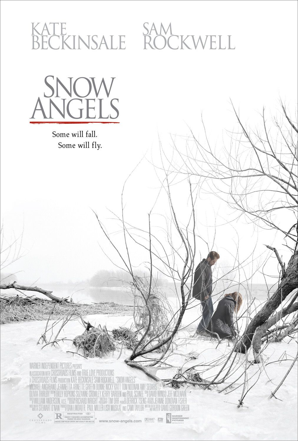 Poster do filme Angels in the Snow