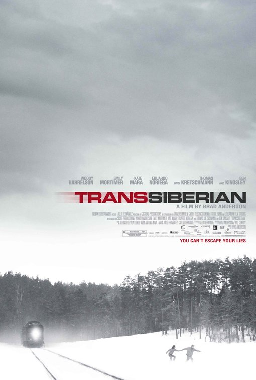 Transsiberian Movie Poster