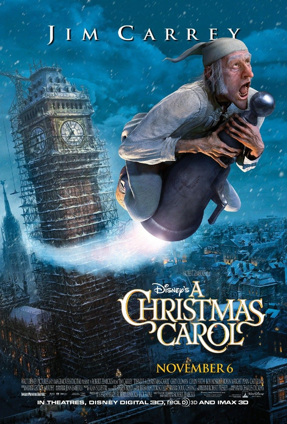 Image result for a christmas carol poster