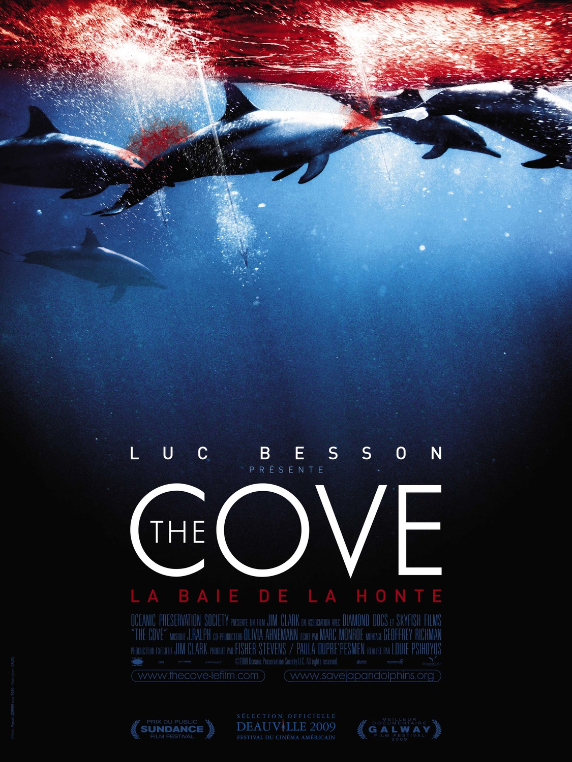 Extra Large Movie Poster Image for The Cove