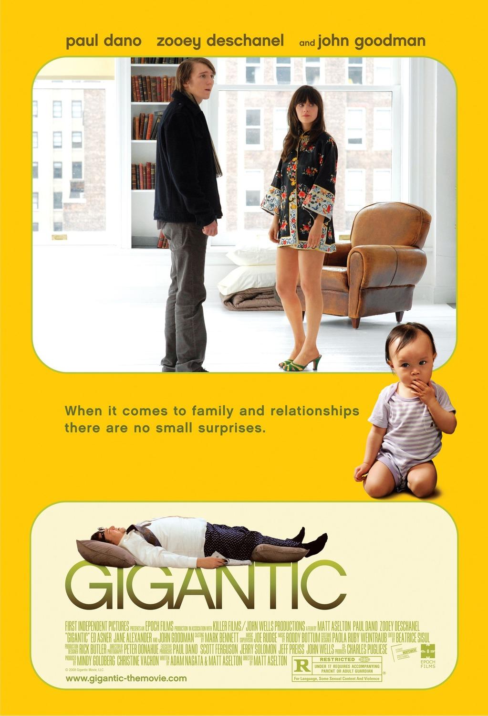 Poster do filme Gigantic