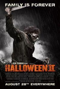 halloween ii movie poster