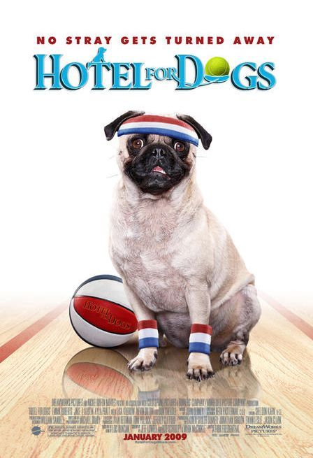 Hotel For Dogs Movie Poster 5 Of 8 Imp Awards