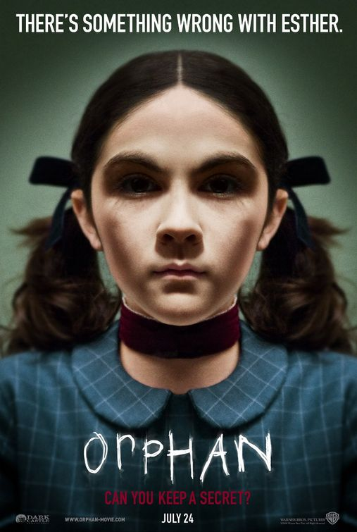 Image result for orphan movie poster