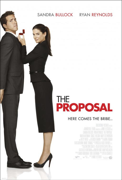 The Proposal Movie Poster